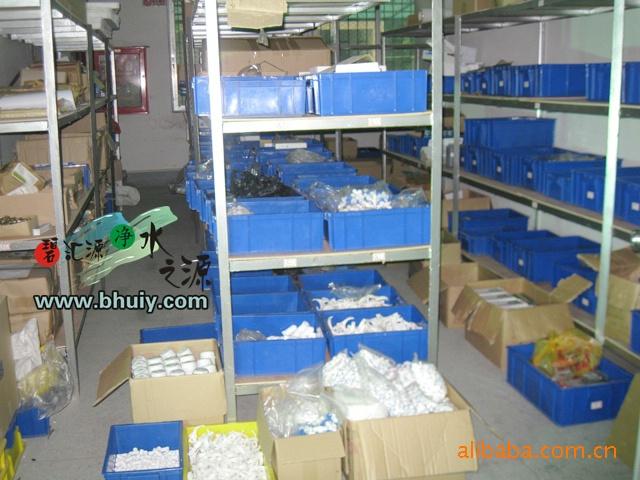 净水器生产区相片